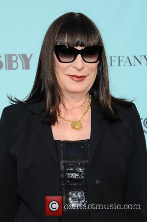 Anjelica Huston - Premiere of the 'The Great Gatsby'