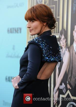 Florence Welch - Premiere of the 'The Great Gatsby' at Avery Fisher Hall at Lincoln Center for the Performing Arts...