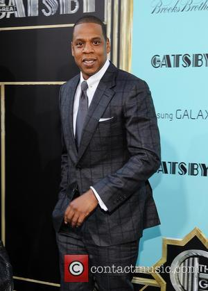 Jay-Z - Premiere of the 'The Great Gatsby'
