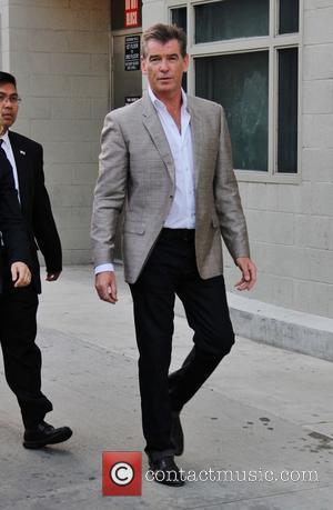 Pierce Brosnan