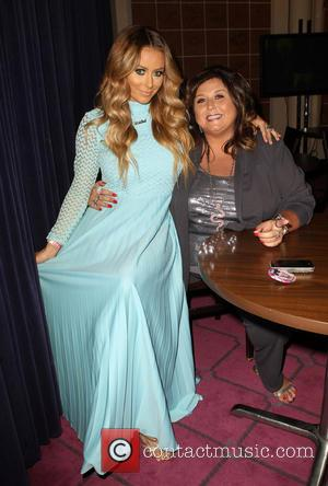 Aubrey O'Day and Abby Lee Miller