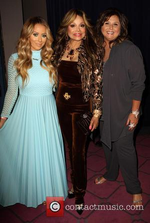 Aubrey O'Day, Latoya Jackson and Abby Lee Miller - Rupaul's Drag Race Season 5 at the El Portal Theater -...