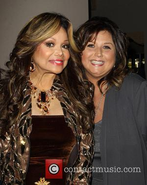 Latoya Jackson and Abby Lee Miller - Rupaul's Drag Race Season 5 at the El Portal Theater - VIP Room...