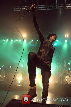 Bring Me The Horizon headline at the O2 ABC in Glasgow - Glasgow, Scotland, United Kingdom - Thursday 2nd May...