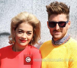 Rita Ora and Henry Holland