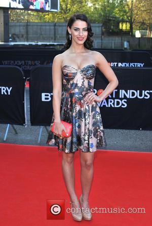 Jessica Lowndes - BT Sport Industry Awards held at the  Battersea Evolution - Arrivals - London, United Kingdom -...