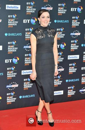 Victoria Pendleton - BT Sport Industry Awards held at the  Battersea Evolution - Arrivals - London, United Kingdom -...