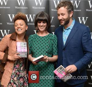 Gemma Cairney, Dawn O'porter and Chris O'dowd