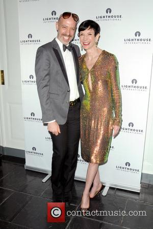 Amy Fine Collins and Robert Verdi