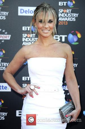 Georgie Thompson - BT Sport Industry Awards held at the  Battersea Evolution - Arrivals - London, United Kingdom -...