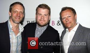 Sam Troughton, James Corden and Neil Stuke