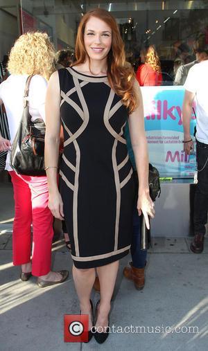 Amanda Righetti - Tia Mowry and Tamera Mowry host Destination Maternity's Milky! launch party at A Pea In The Pod...