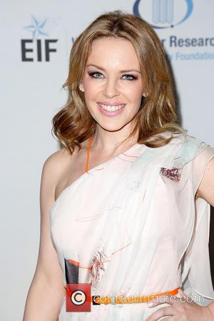 Kylie Minogue - 16th Annual EIF Women''s Cancer Research Fund's 'An Unforgettable Evening' presented by Saks Fifth Avenue at the...