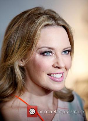 Kylie Minogue Honoured At Charity Gala