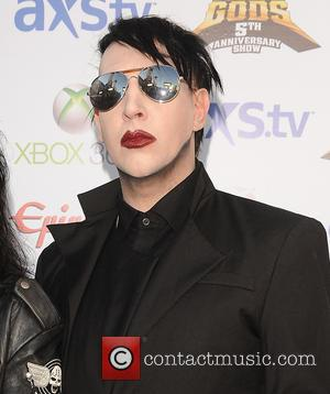 Marilyn Manson Shaved Avril Lavigne's Head