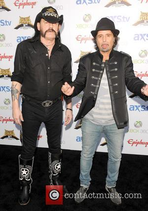 Lemmy Kilmister - The Fifth Annual Revolver Golden Gods Awards Show - Arrivals - Los Angeles, California, United States -...