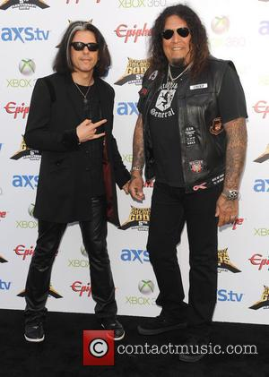 Testament - The Fifth Annual Revolver Golden Gods Awards