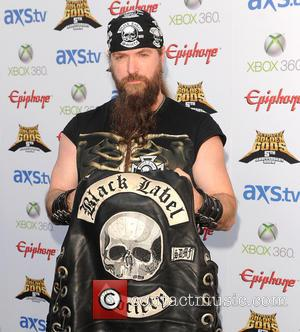 Zakk Wylde - The Fifth Annual Revolver Golden Gods Awards Show - Arrivals - Los Angeles, California, United States -...