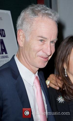 John McEnroe - Screening of 'Venus And Serena' at the IFC Center - New York City, NY, United States -...