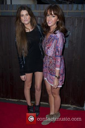 Charley Webb and Sheree Murphy - Wreck my Dress Experience at Whitecot - Manchester, United Kingdom - Thursday 2nd May...