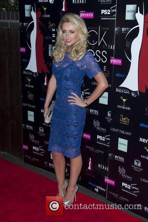 Gemma Merna - Wreck my Dress Experience at Whitecot - Manchester, United Kingdom - Thursday 2nd May 2013