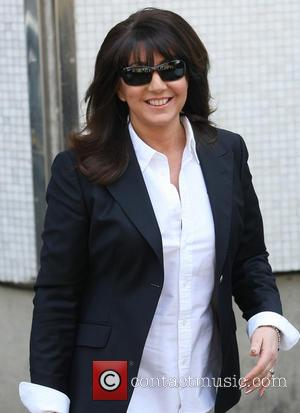 Jane Mcdonald - Celebrities outside the ITV Studios - London, United Kingdom - Friday 3rd May 2013