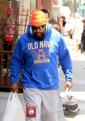 Mr T - Mr T out and about on Bedford Drive in Beverly Hills - Los Angeles, California , United...