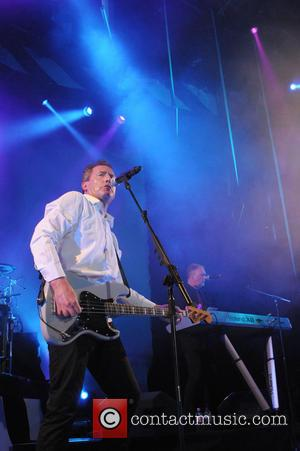 Omd and Paul Humpreys