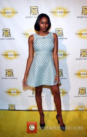 Damaris Lewis - 10th Annual Project Sunshine Benefit - arrivals - New York, NY, United States - Friday 3rd May...
