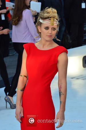 Bo Bruce - U.K. premiere of 'Star Trek Into Darkness 3D' held at the Empire Cinemas - Arrivals - London,...