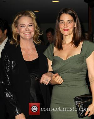 Cybill Shepherd and Clementine Ford