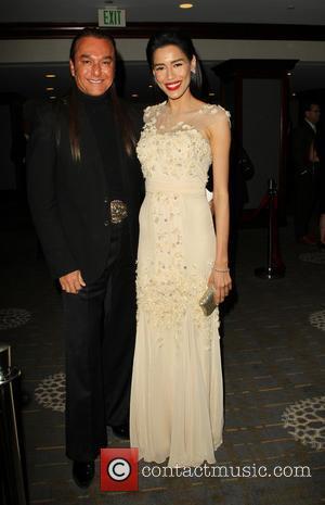 Nick Chavez and Rebecca Da Costa - 20th Annual Race To Erase MS Gala