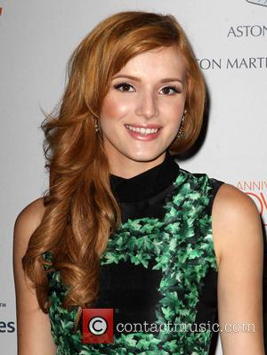 Bella Thorne Visits South African Children's Home