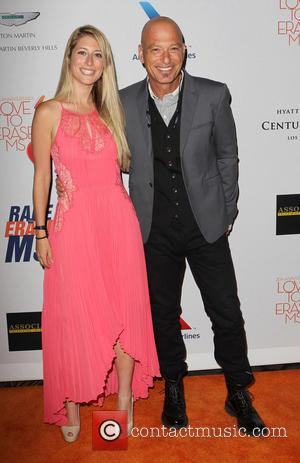 Howie Mandel and Jackie Mandel - The 20th Annual Race To Erase MS Gala 'Love To Erase MS' at The...