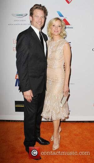 James Tupper and Anne Heche - The 20th Annual Race To Erase MS Gala 'Love To Erase MS' at The...