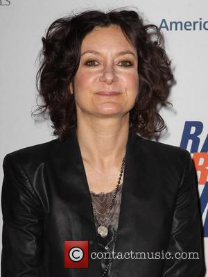 Sara Gilbert - The 20th Annual Race To Erase MS Gala 'Love To Erase MS' at The Hyatt Regency Century...