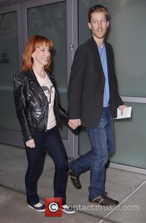 Kathy Griffin and Randy Bick