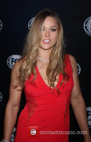 Ronda Rousey - 2013 Fox Sports Media Group Upfront After Party - Arrivals - New York City, NY, United States...