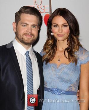 Jack Osbourne and Lisa Stelly - The 20th Annual Race To Erase MS Gala 'Love To Erase MS' at The...