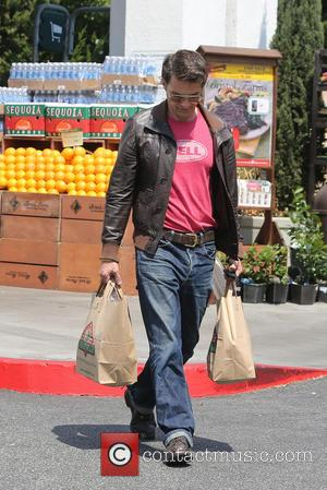 Olivier Martinez - Olivier Martinez is seen pickup up groceries at the supermarket - Los Angeles, CA, United States -...