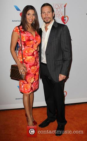 Christine Devine and Sean McNabb - The 20th Annual Race To Erase MS Gala 'Love To Erase MS' at The...