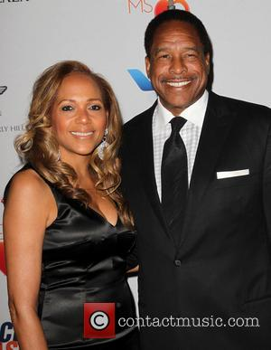 Dave Winfield and Tonya Winfield - The 20th Annual Race To Erase MS Gala 'Love To Erase MS' at The...