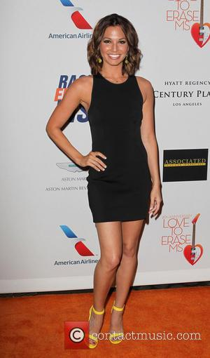 Melissa Rycroft-Strickland - The 20th Annual Race To Erase MS Gala 'Love To Erase MS' at The Hyatt Regency Century...