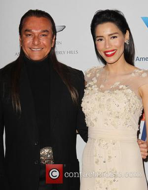 Nick Chavez and Rebecca Da Costa - The 20th Annual Race To Erase MS Gala 'Love To Erase MS' at...