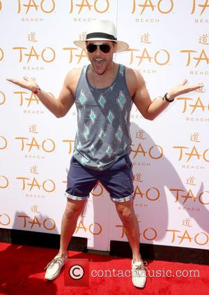 Josh Strickland - 2013 Tao Beach season grand opening, held at Tao Beach inside the Ventetian Hotel and Casino -...