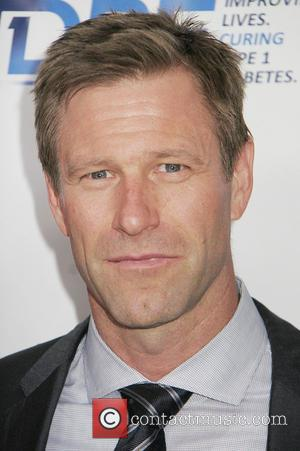 Aaron Eckhart - JDRF LA's 10th Annual Finding A Cure: The Love Story Gala - Century City, California, United Kingdom...