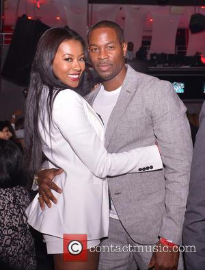 Darrin Henson and Denyce Lawton