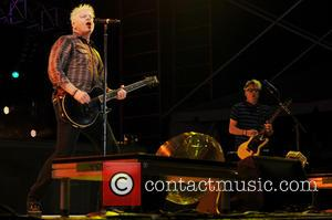 Dexter Holland, Noodles, Kevin Wasserman and The Offspring