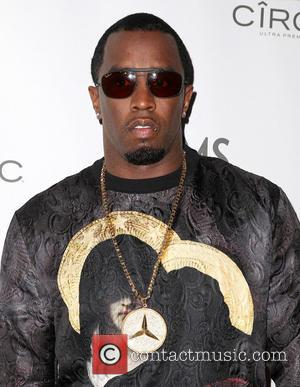 Diddy - Sean 'Diddy' Combs hosts Fight Night After-Party