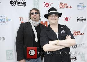 Adam Carolla, Musician and John Popper